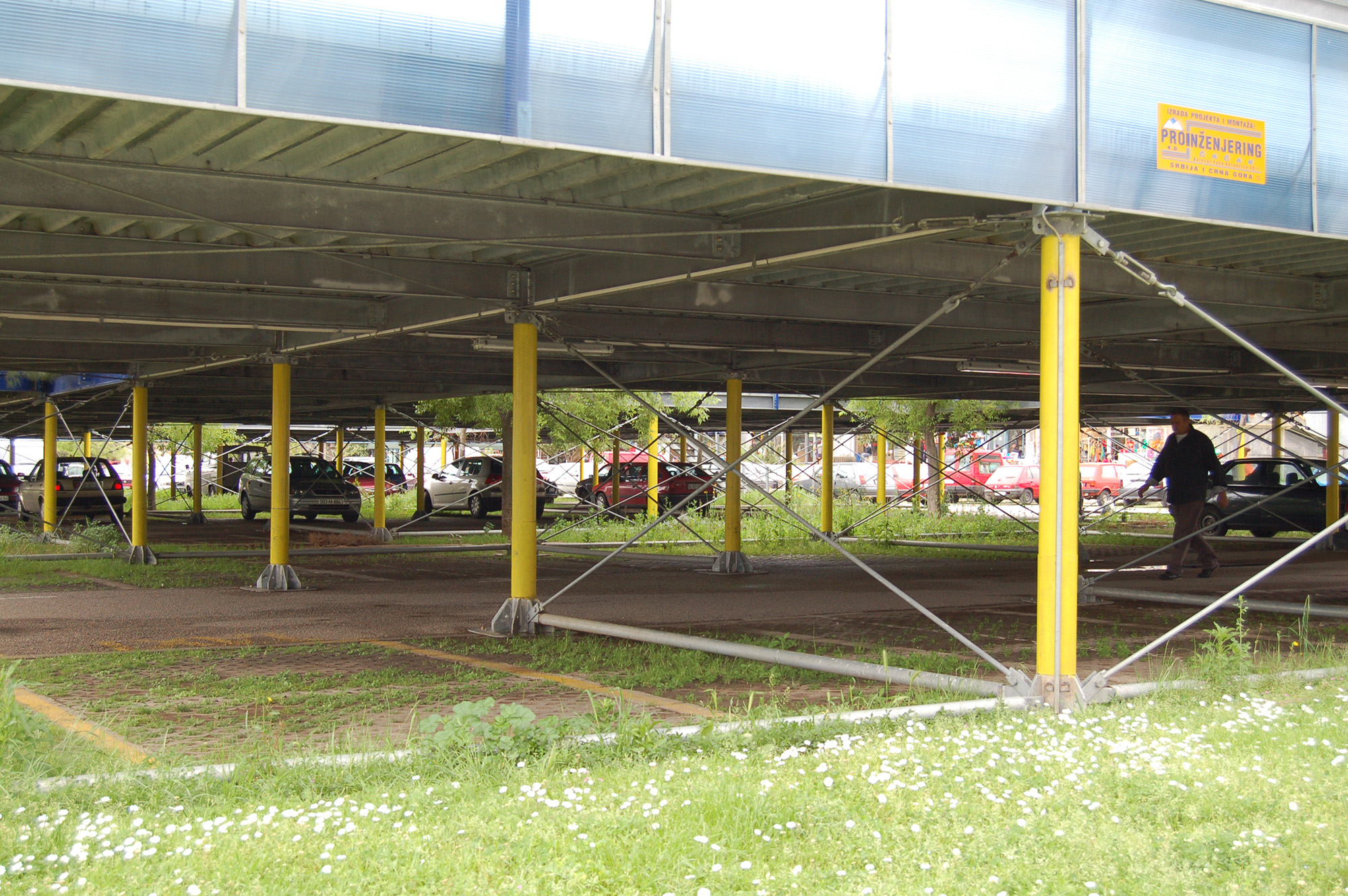 Parking modulaire