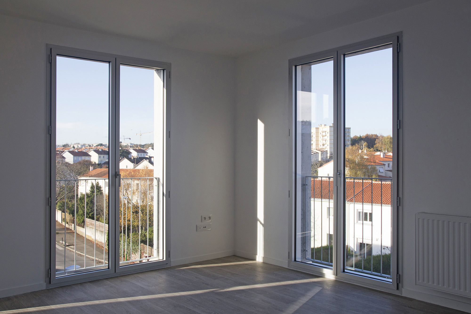 LOGEMENTS COLLECTIFS - DERVALLIERES - 4
