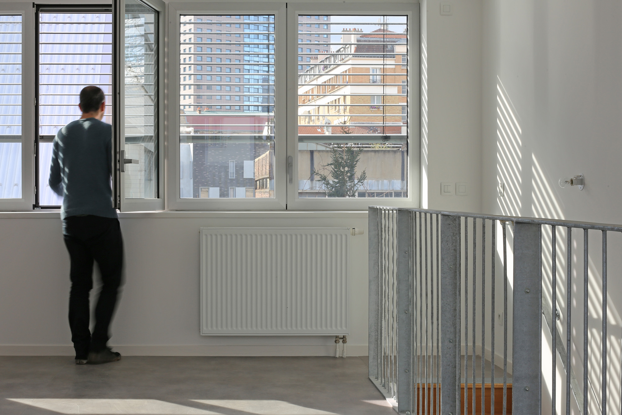 COLLECTIVE HOUSING UNITS - JAURES - 5