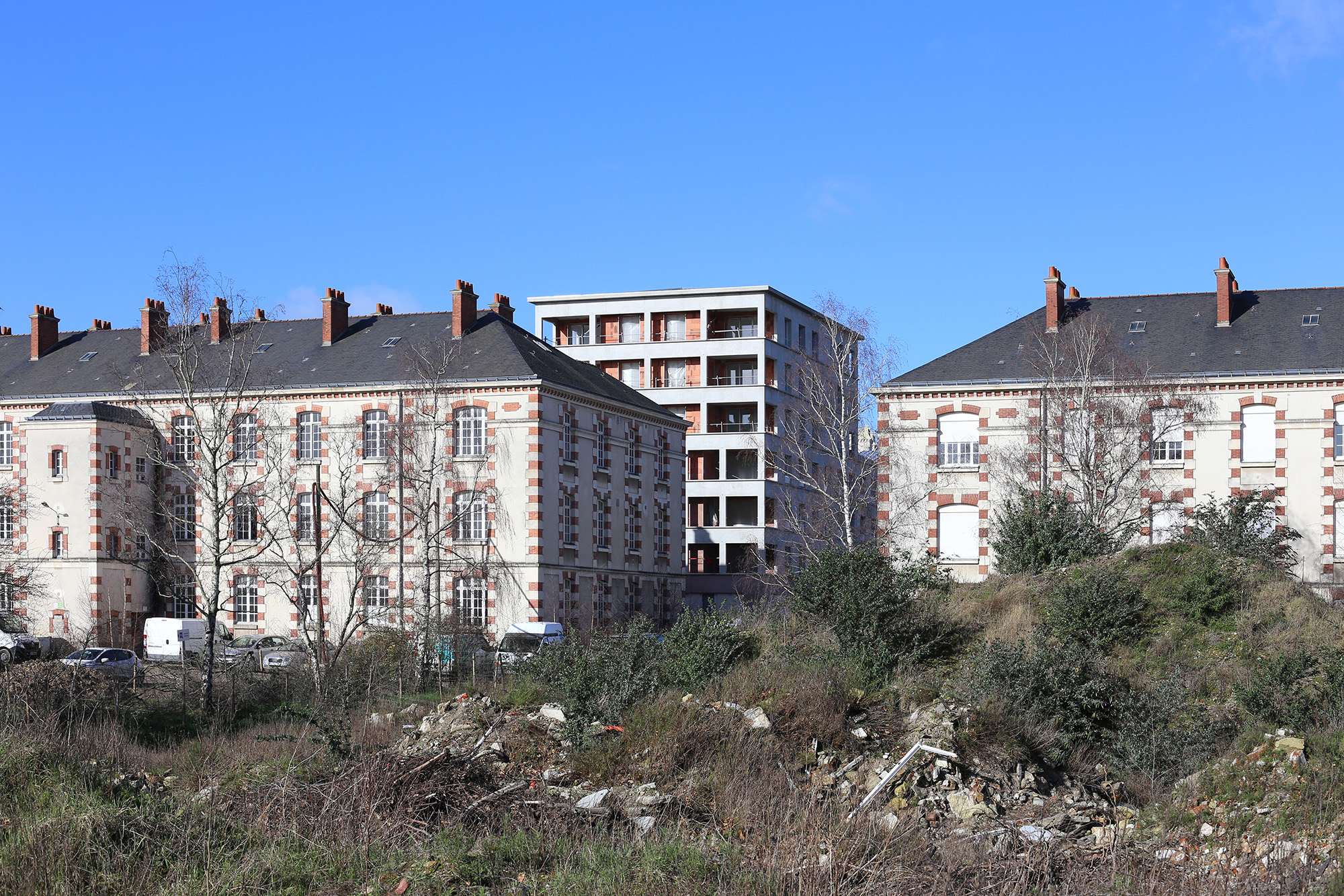LOGEMENTS COLLECTIFS - MELLINET - 10