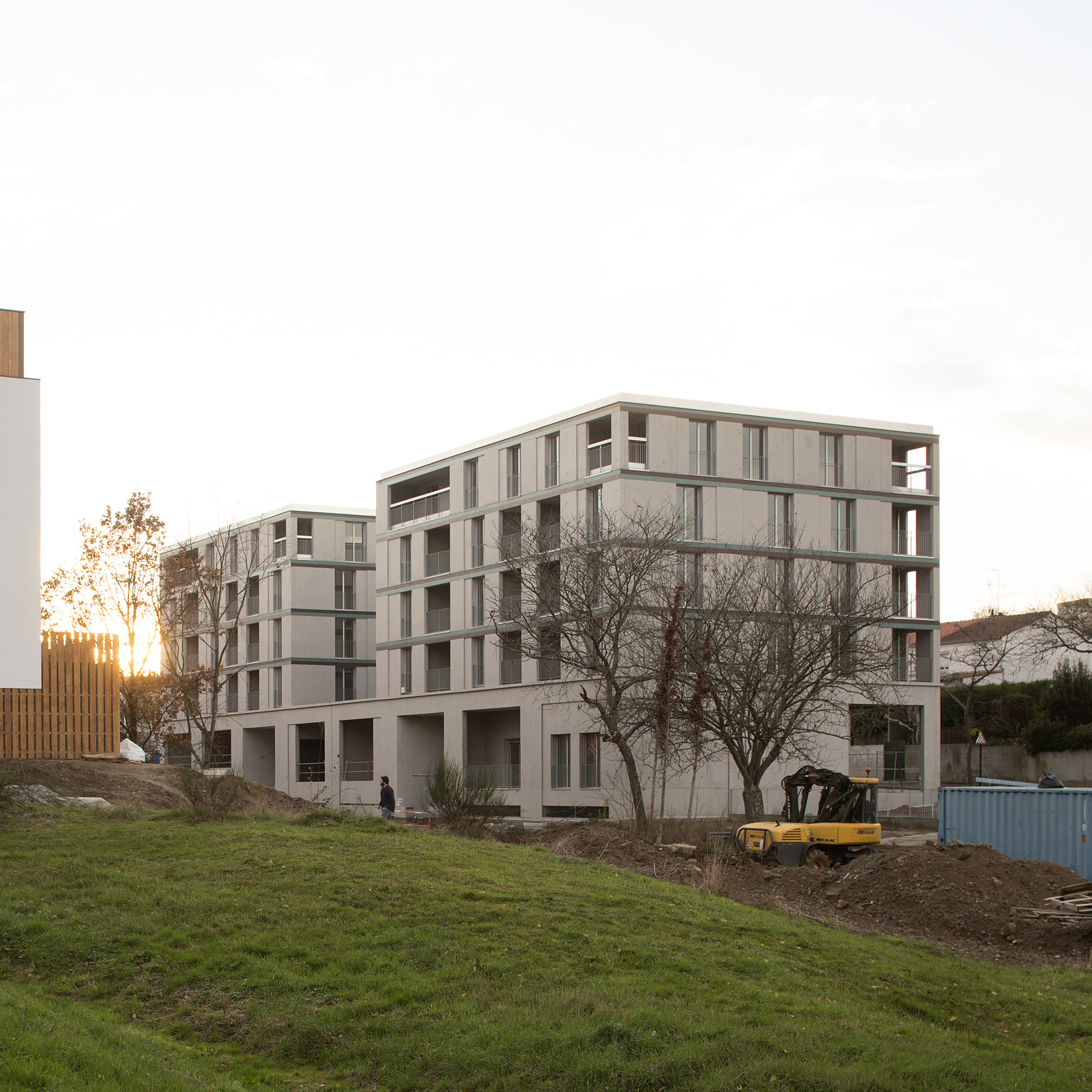 COLLECTIVE HOUSING UNITS - DERVALLIERES