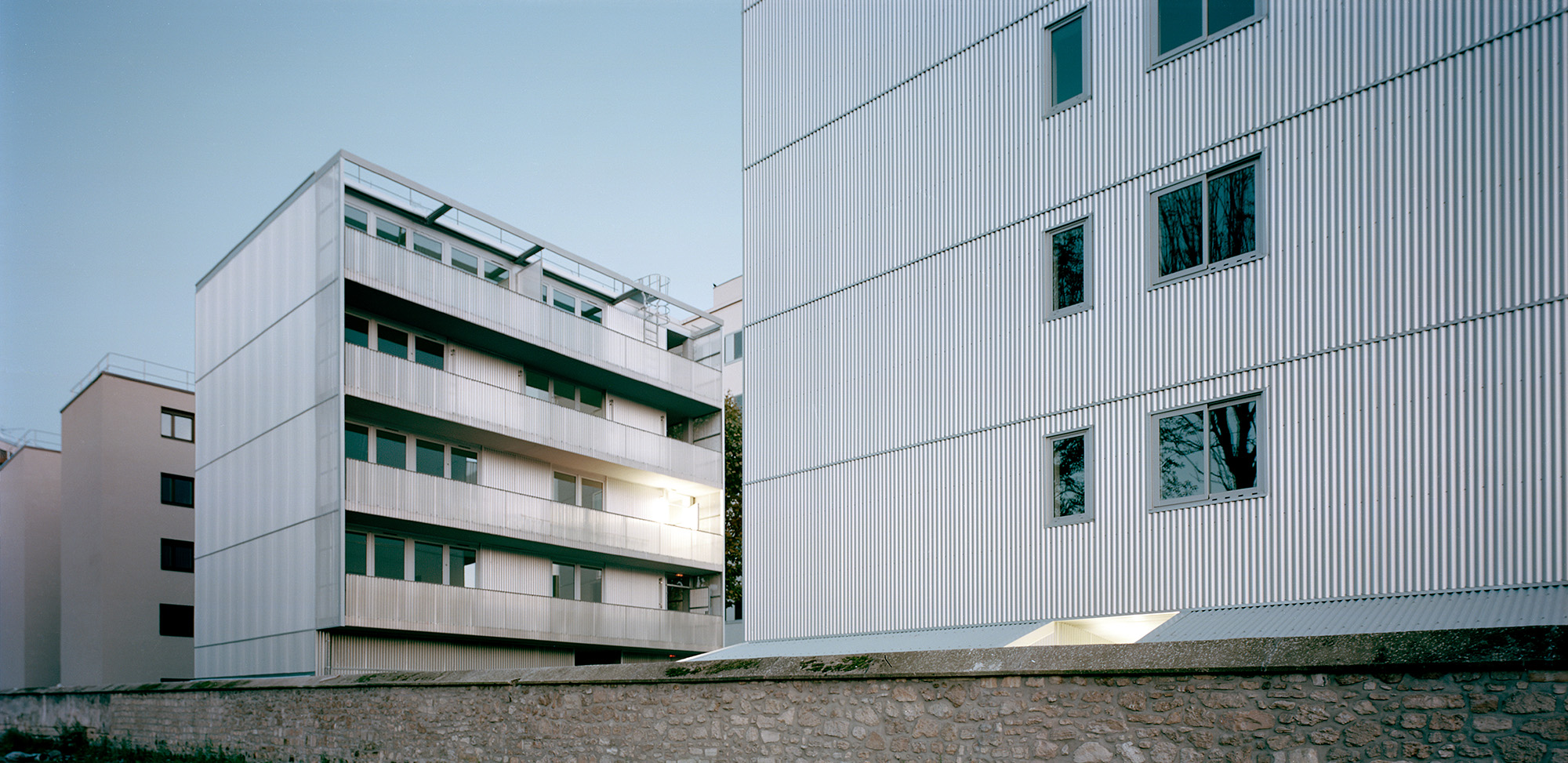 COLLECTIVE HOUSING UNITS - REBIERE